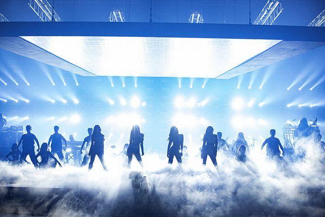 «BLACKPINK в кіно» 2021 – фільм-концерт до ювілею найпопулярнішого жіночого k-pop гурту 2
