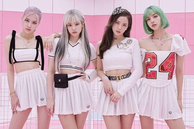 «BLACKPINK в кино» 2021 — фильм-концерт к юбилею самой популярной женской k-pop группы 3
