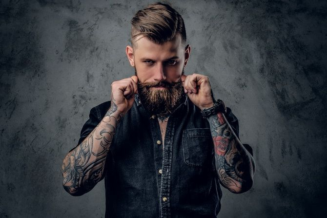 Трендовые виды мужской бороды — какой стиль подобрать 1