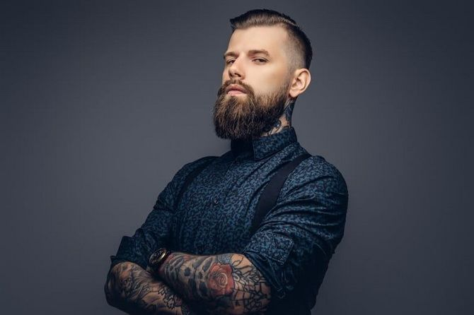Трендовые виды мужской бороды — какой стиль подобрать 8