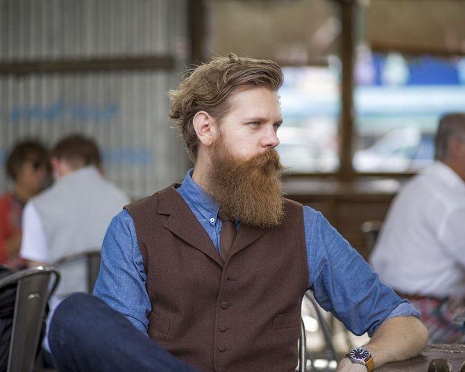 Трендовые виды мужской бороды — какой стиль подобрать 9