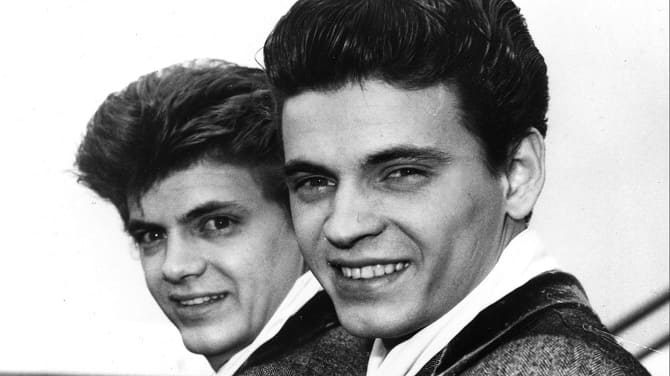 Помер піонер рок-н-ролу і творець The Everly Brothers Дон Еверлі 2