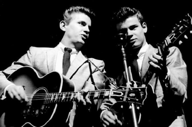 Помер піонер рок-н-ролу і творець The Everly Brothers Дон Еверлі 6