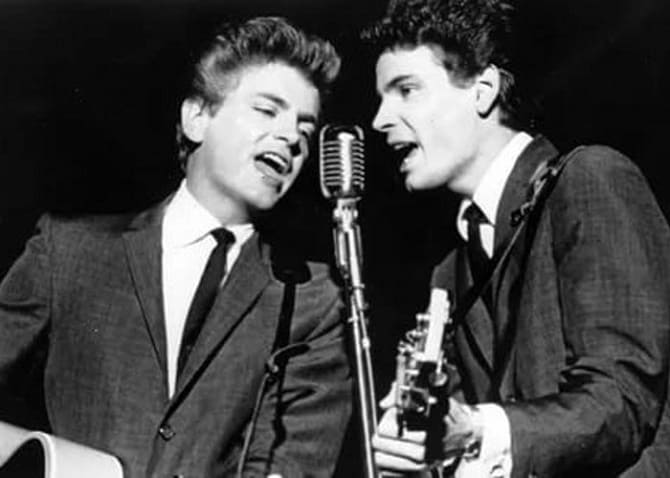 Помер піонер рок-н-ролу і творець The Everly Brothers Дон Еверлі 1