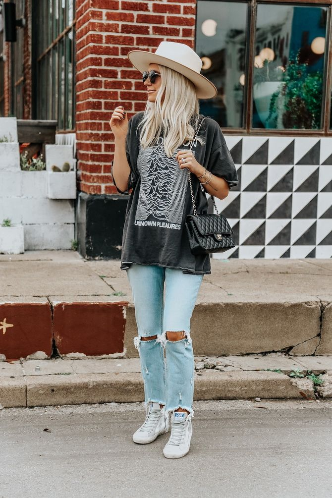 Как носить топы и футболки для создания образов в стиле streetwear 13