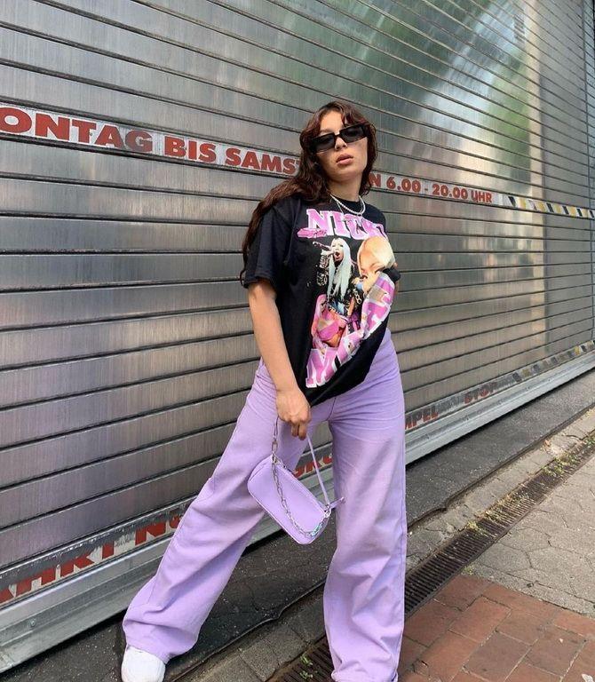 Как носить топы и футболки для создания образов в стиле streetwear 11