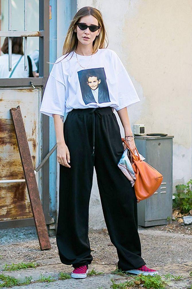 Как носить топы и футболки для создания образов в стиле streetwear 15