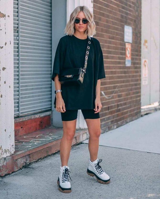 Как носить топы и футболки для создания образов в стиле streetwear 17