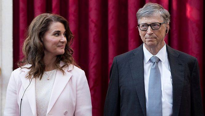 Білл і Мелінда Гейтс офіційно розлучилися 1