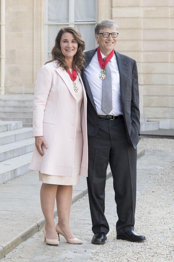 Білл і Мелінда Гейтс офіційно розлучилися 3