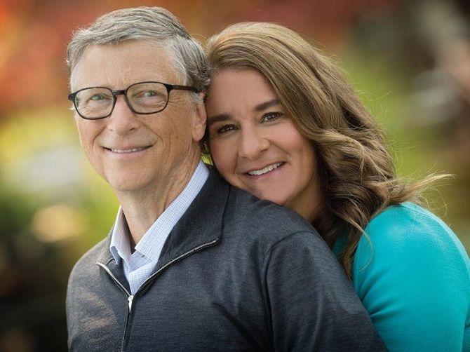 Білл і Мелінда Гейтс офіційно розлучилися 2