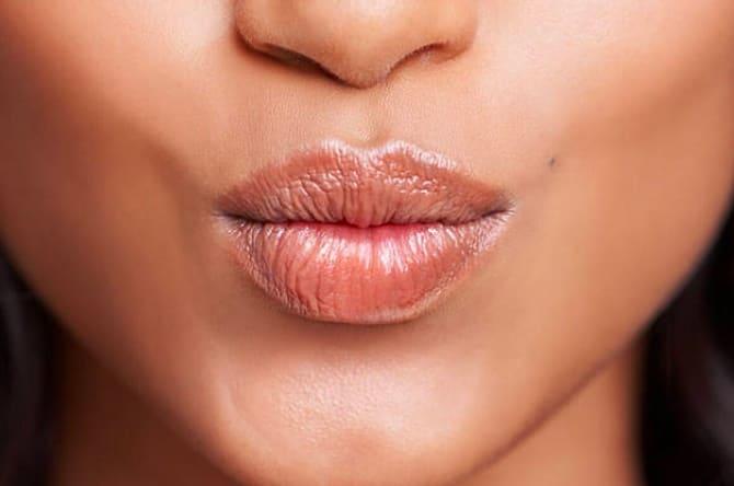 Увеличиваем губы с помощью макияжа: простые приемы 1