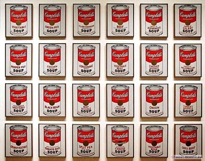 Король поп-арта: 10 самых знаменитых картин Энди Уорхола 4