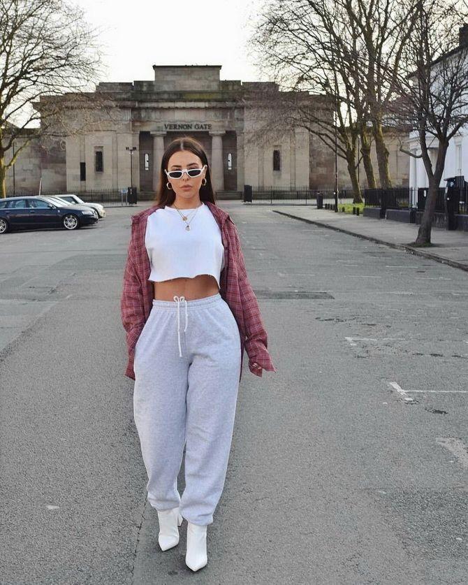 Как носить топы и футболки для создания образов в стиле streetwear 7
