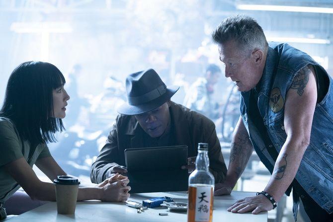 """Фільм """"Кодекс кілера"""" (2021) – два вороги об'єднуються заради помсти 2"""