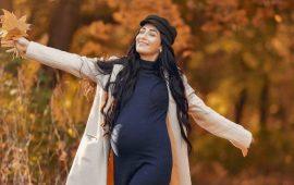 Осенняя беременность — как удобно одеться будущим мамочкам