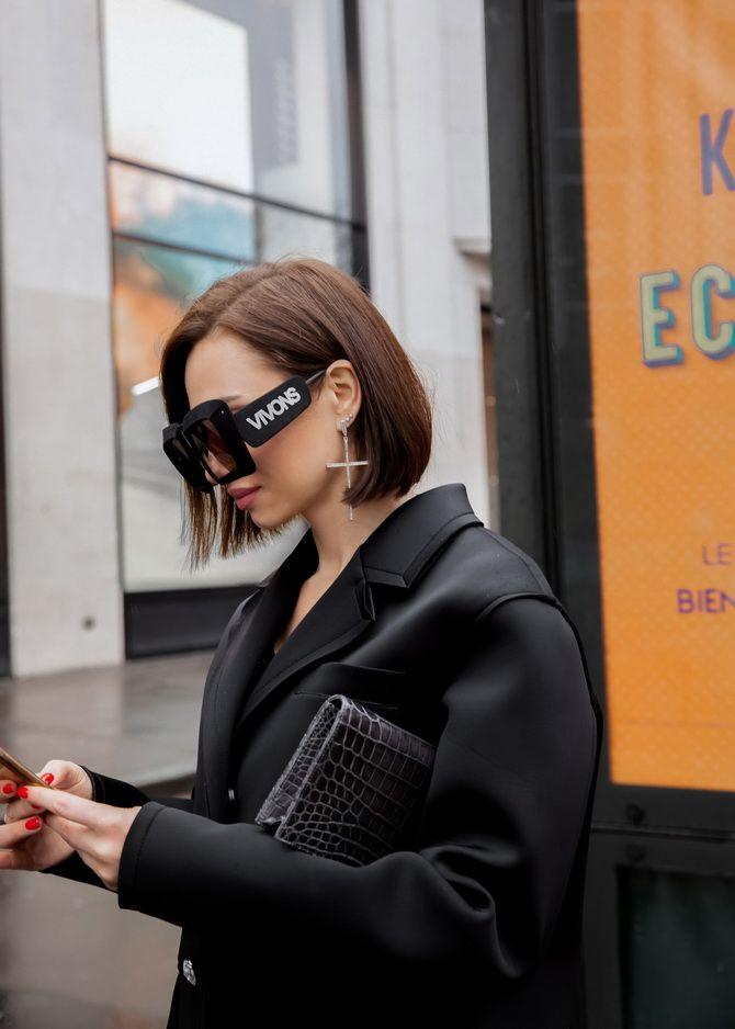 Топ-модель из Одессы Алена Шуба представила собственный бренд одежды 2