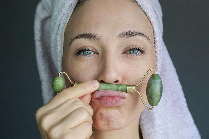 Нефритовий масажер для обличчя – в чому користь цього інструменту краси 1