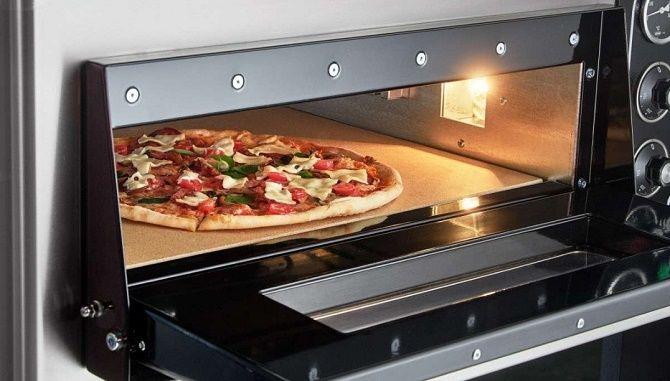 Печь для пиццы: виды и преимущества кухонной техники 2