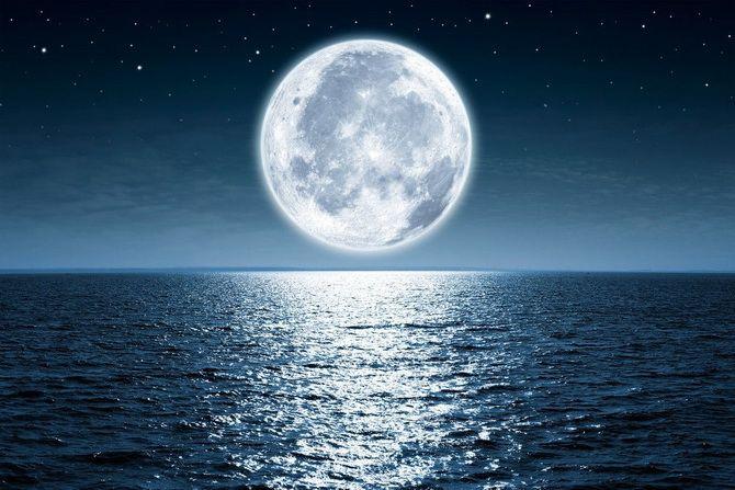 Полнолуние в августе 2021 — Луна в Водолее два раза подряд 6