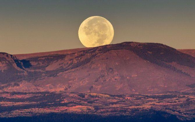 Полнолуние в августе 2021 — Луна в Водолее два раза подряд 3