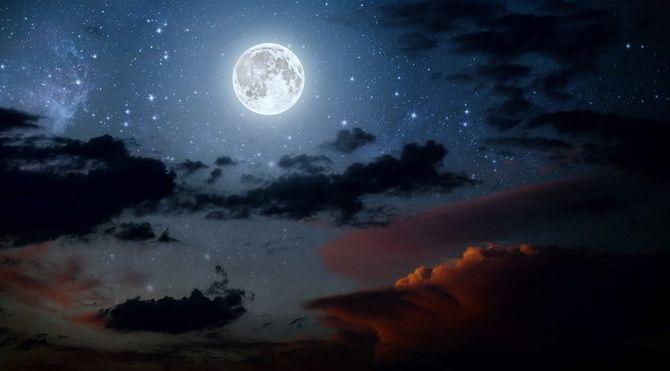 Полнолуние в августе 2021 — Луна в Водолее два раза подряд 2