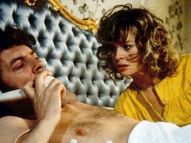 Культовые секс-сцены, в которых актеры не притворялись 5