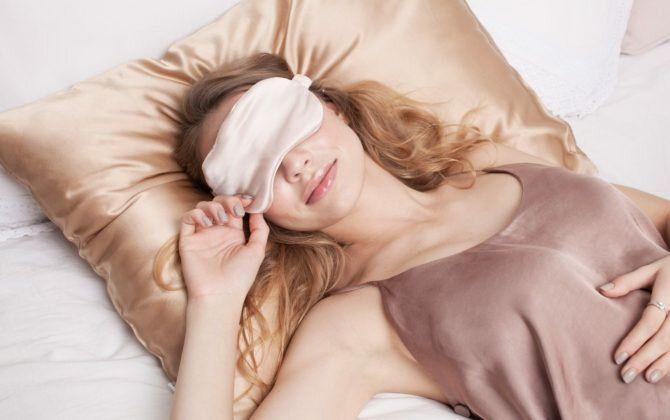 Что происходит с вашей кожей во время сна? 3