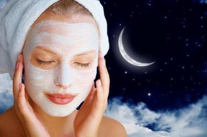 Что происходит с вашей кожей во время сна? 5