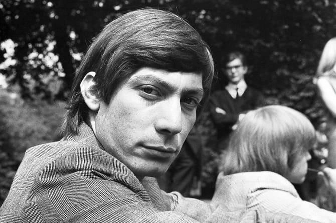 Умер барабанщик The Rolling Stones Чарли Уоттс 3