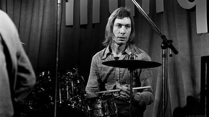 Умер барабанщик The Rolling Stones Чарли Уоттс 6