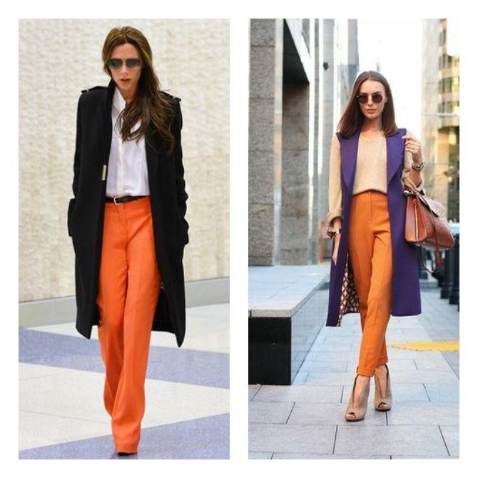 З чим носити яскраві штани ранньої осені 2021: модні поєднання 9
