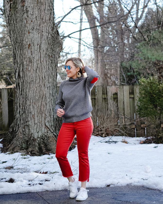 З чим носити яскраві штани ранньої осені 2021: модні поєднання 28