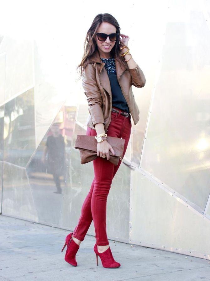 З чим носити яскраві штани ранньої осені 2021: модні поєднання 29