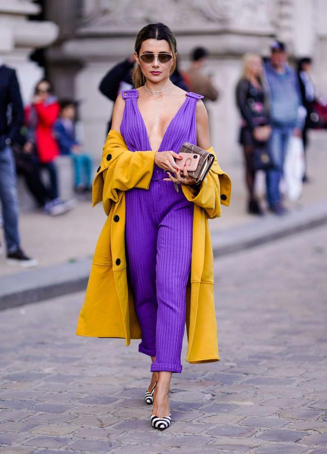 З чим носити яскраві штани ранньої осені 2021: модні поєднання 32
