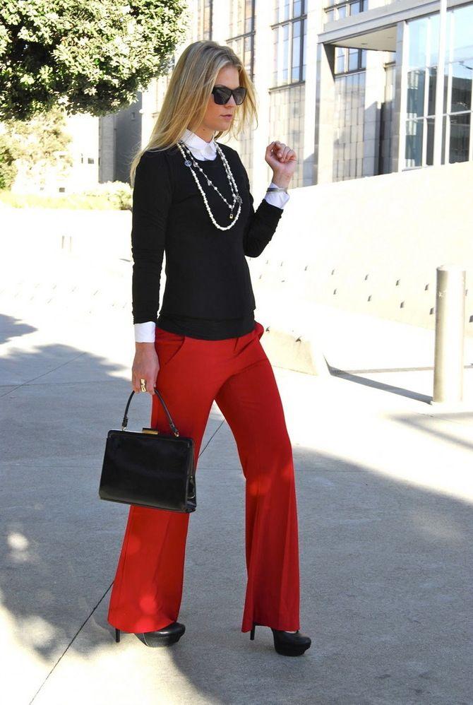 З чим носити яскраві штани ранньої осені 2021: модні поєднання 38