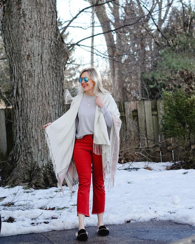 З чим носити яскраві штани ранньої осені 2021: модні поєднання 39