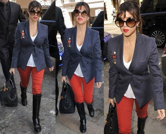 З чим носити яскраві штани ранньої осені 2021: модні поєднання 5