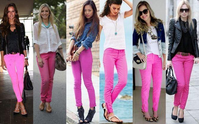 З чим носити яскраві штани ранньої осені 2021: модні поєднання 6