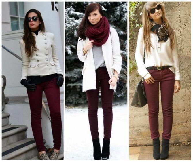 З чим носити яскраві штани ранньої осені 2021: модні поєднання 7
