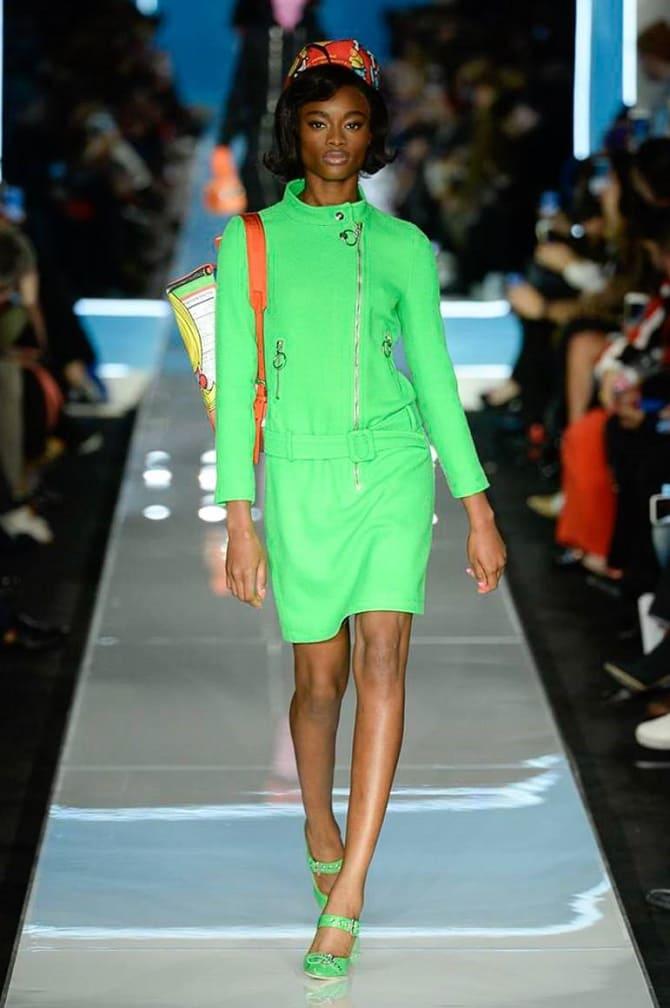 Как носить зеленые платья: модные и необычные образы 13