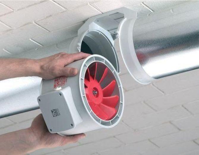 Лучшие канальные вентиляторы: рейтинг вентиляторов канального типа 1