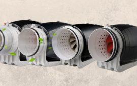 Лучшие канальные вентиляторы: рейтинг вентиляторов канального типа