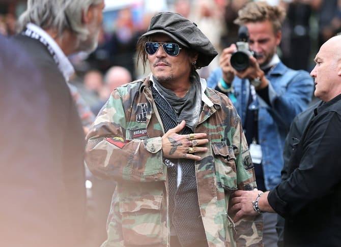 Джонні Депп засмучений через «культуру відміни» і пригрозив Голлівуду 3