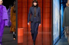 Bereit für die Kälte: Modetrends Herbst-Winter 2021-2022