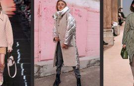 Die schönsten Steppjacken für die Herbst-Winter-Saison 2021-2022: Was sollten Fashionistas wählen?