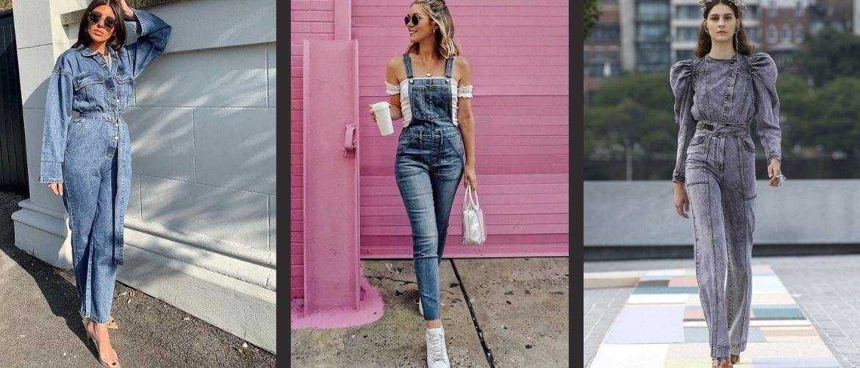 Джинсові комбінезони: як носити модний тренд з 90-х?