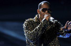 Американського співака R. Kelly визнали винним в сексуальному рабстві: йому загрожує довічне ув'язнення