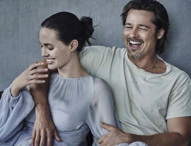 Анджеліна Джолі підтвердила, що Бред Пітт бив дітей 2