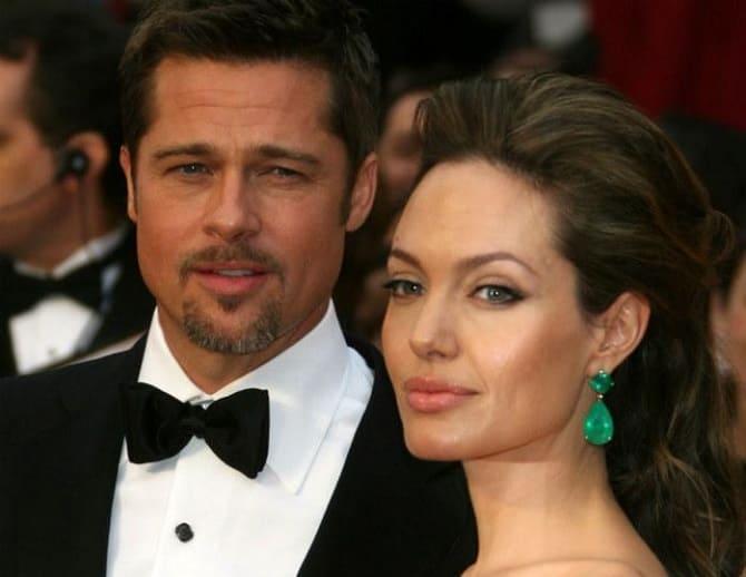 Анджеліна Джолі підтвердила, що Бред Пітт бив дітей 3